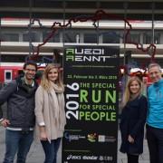 Medienkonferenz in Chur – mit Chur Tourismus und dem Verein Quack.